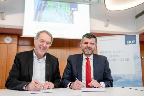 Santander startet Kooperation mit Ruhr-Universität Bochum