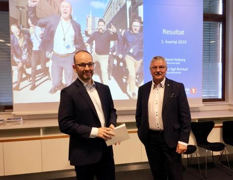 Solid resultat for SpareBank 1 Østlandet