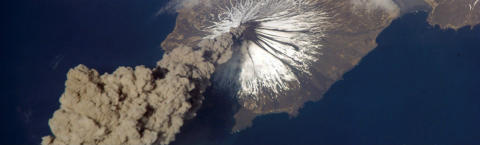 Volcanos have an influence on global climate change according to Northumbria expert
