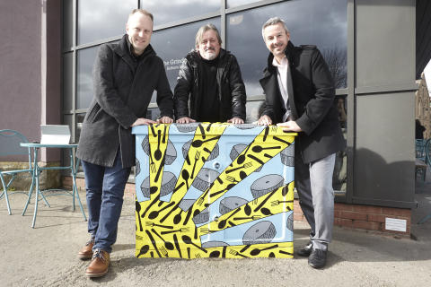 From Canvas to Cabinet as Sheffield Artists Inspire Openreach