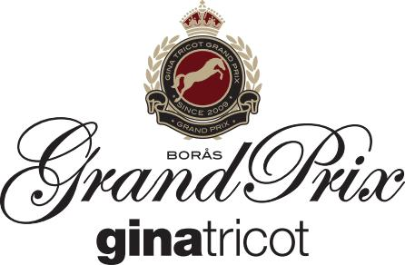 Logotype Gina Tricot Grand Prix
