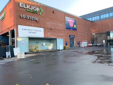 El-retur hos Elkjøp
