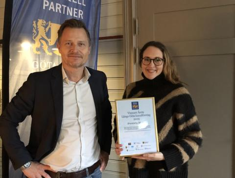 Årets Göta kanalföretag 2019