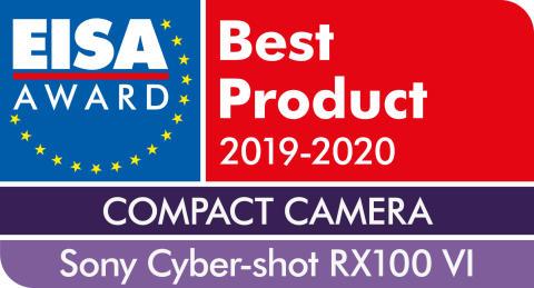 EISA Award Sony Cyber-shot RX100 VI