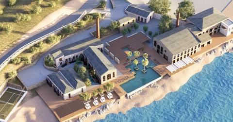 Apollo lancerer nyt Mondo Boutique hotel på Lesvos