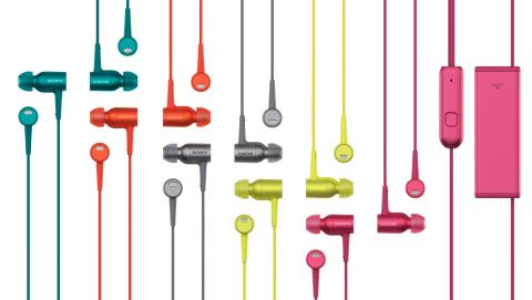 Δώστε στυλ στη μουσική σας με τη σειρά ήχου υψηλής ποιότητας Personal Audio της Sony