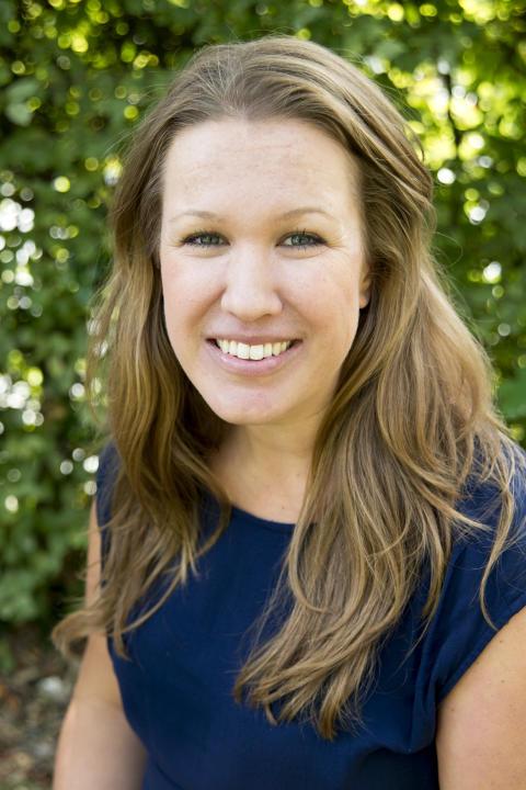 Hanna Mellergård, enhetschef för internationellt utvecklingssamarbete på Svenska missionsrådet