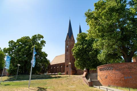 Klosterkirche in Neuruppin