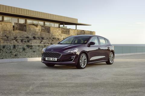 Ny Ford Focus får 182 hk-variant til superskarp pris