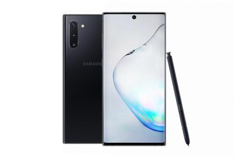 Samsung Galaxy Note10_Aura Black