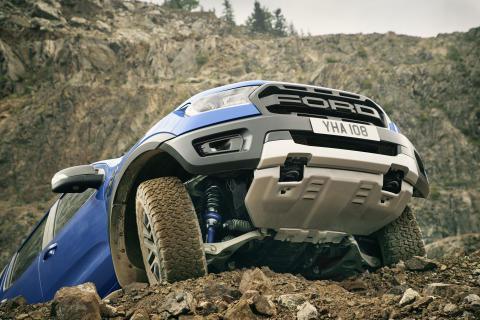 Her er prisene på superpickupen Ford Ranger Raptor