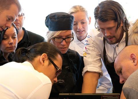 3855 kursdagar utvecklade restaurangbranschen 2019