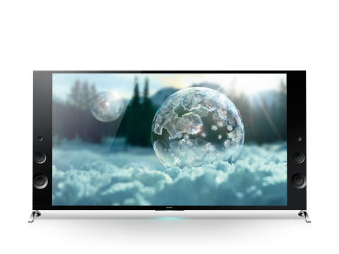 Sony X9 Ice bubbles