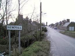 Newmill flood scheme