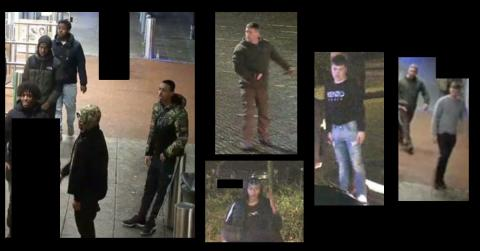 CCTV images released following affray – Milton Keynes
