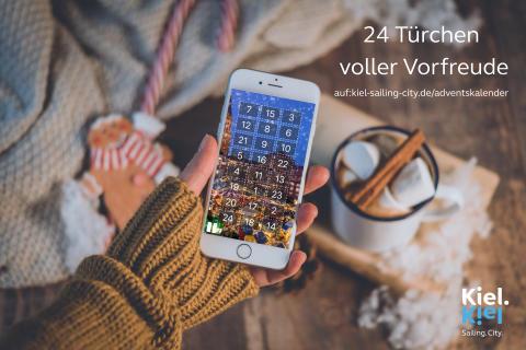 Smartphone Weihnachtlich