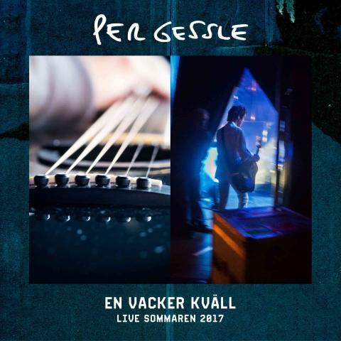 En vacker kväll och En vacker bok:  Per Gessle kommer med livealbum och fotobok från sommarens succéturné!