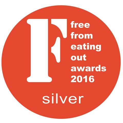Center Parcs restaurant wins national FreeFrom Eating Out Award