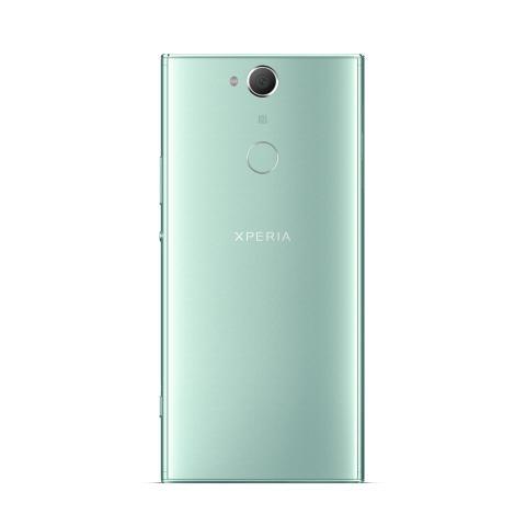 Xperia XA2 Plus_back_green
