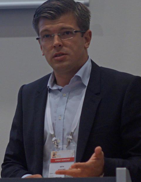 Seth Ryding, Head of APAC, Telenor Connexion