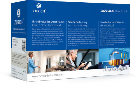 Das Zurich Smart Home Paket
