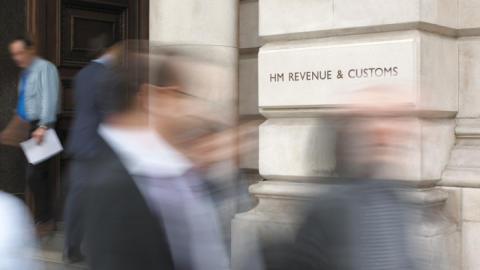HMRC delivered record tax revenues in 2014-15