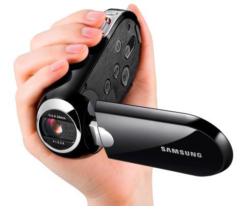 Samsung tar nytt ergonomiskt videogrepp