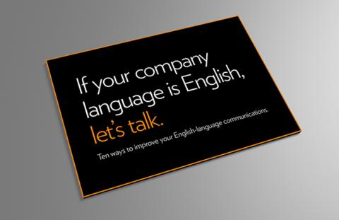 Ten tips for choosing an English-language copywriter