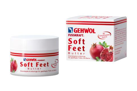 GEHWOL FUSSKRAFT Soft Feet Butter