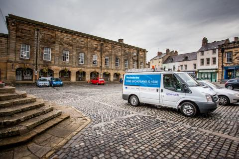 Northumberland Businesses Invited to Embrace All Things Broadband