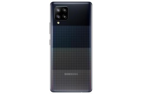 Galaxy A42 5G_Black_Back