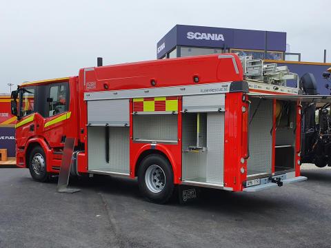 Scania P 370 Löschfahrzeug