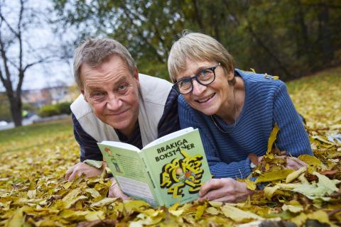 Idag släpps boken Bråkiga bokstäver som lär barn om dyslexi
