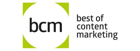 Best of Content Marketing Award