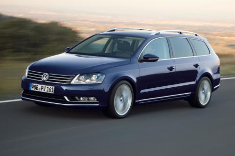 Framgång för Volkswagen Passat – firas med Wolfsburg Edition