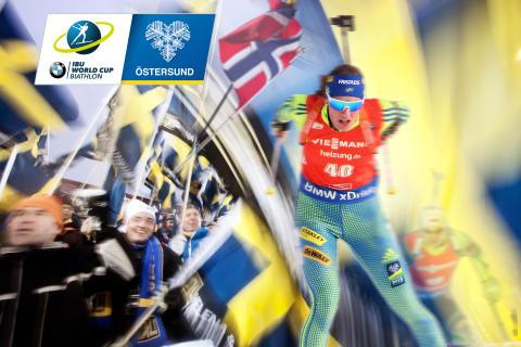 Skidskyttefest blir surffest - Telia kopplar upp hela Biathlon World Cup