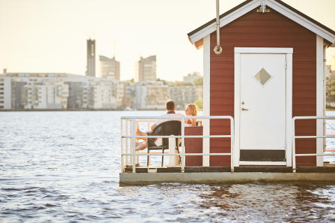 Västerås – en av fem städer i unik hemesterkampanj