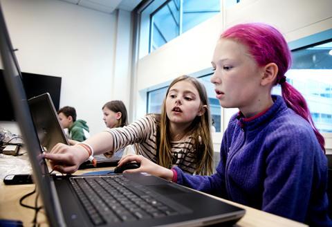 Hello World! i Växjö: Visma arrangerar meetup om digitalt skapande för barn och ungdomar