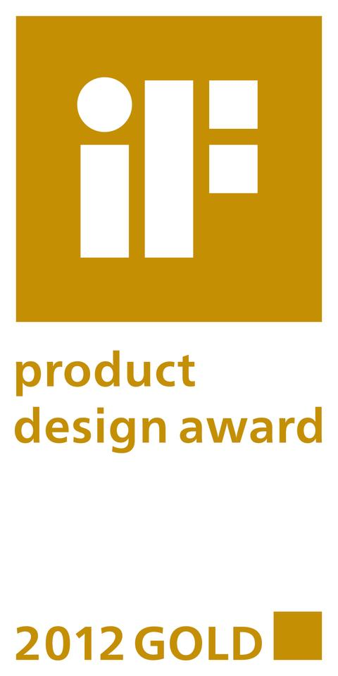 Logo iF Product Design Award GOLD 2012_01