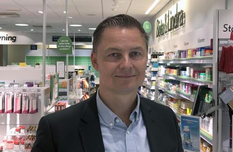 Clas Artvin blir ny IT-direktör på Apoteket
