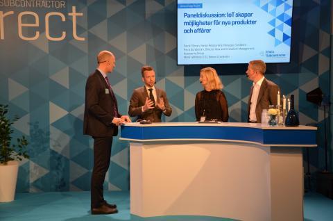 Unikt samarbete ska digitalisera Sverige