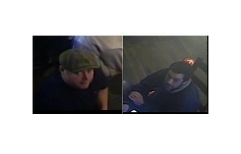 Images issued of two men sought following Eltham assault