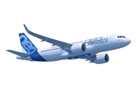 Norwegian har mottatt sin første Airbus 320neo