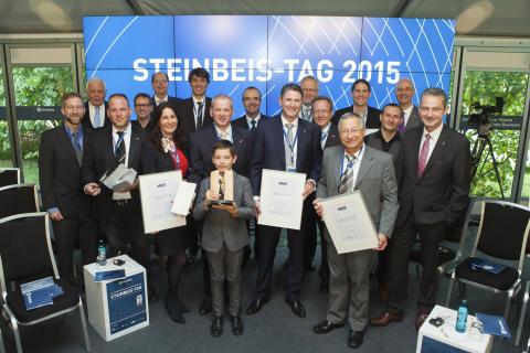 Seifriz-Preis 2015: Gewinner ausgezeichnet