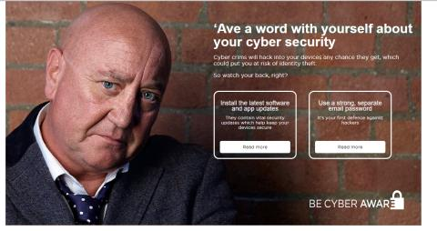 Changing SMEs' cyber security behaviours