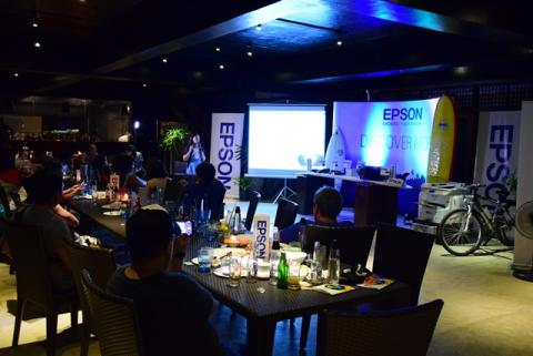 Epson holds Fusion 7 Media Thanksgiving in Siargao