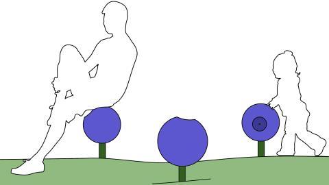 Blåbärsstol