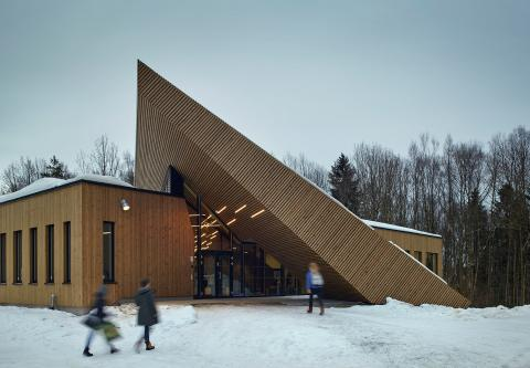 Månedens prosjekt mai 2019: Powerhouse Drøbak Montessori ungdomsskole