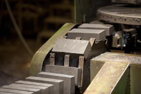 Lundgaard Teglværk - produktion