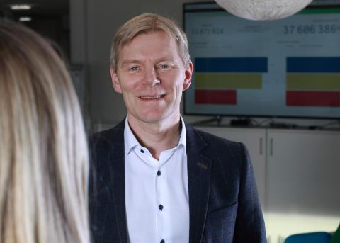 Robert Berg forteller om status i markedet